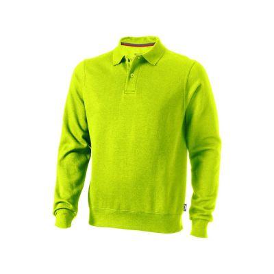 Свитер поло Referee мужской, зеленое яблоко