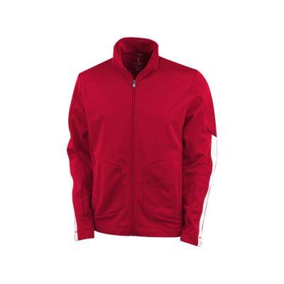 Куртка Maple мужская на молнии, красный