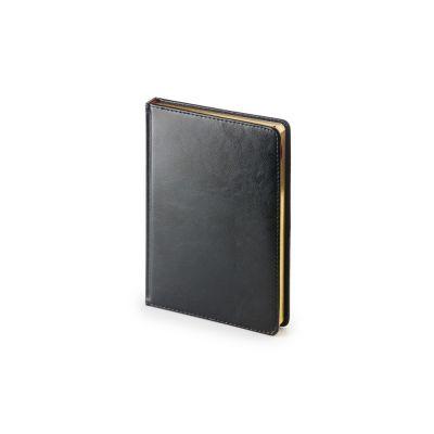 Ежедневник недатированный А5 Sidney Nebraska, черный
