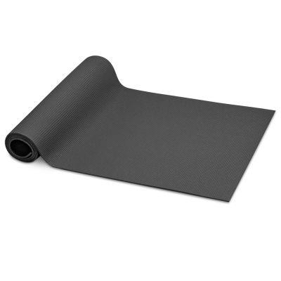 Коврик Cobra для фитнеса и йоги, черный
