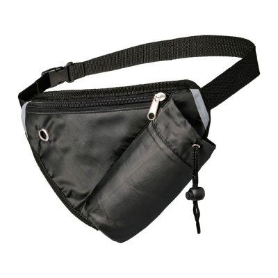 Универсальная поясная сумка Erich, черный