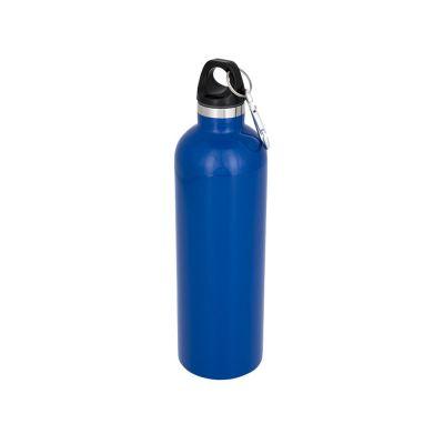 Вакуумная бутылка Atlantic, синий