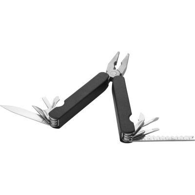 Многофункциональный инструмент Tonka 15 в 1 в чехле, черный