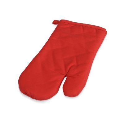 Хлопковая рукавица, красный