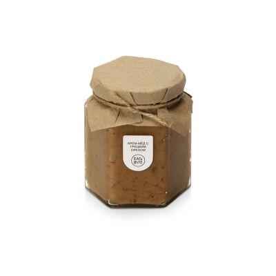 Крем-мёд с грецким орехом, 250 г