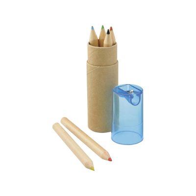 Набор карандашей Тук, голубой