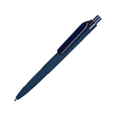 Ручка пластиковая шариковая Prodir QS30 PRT софт-тач, темно-синий