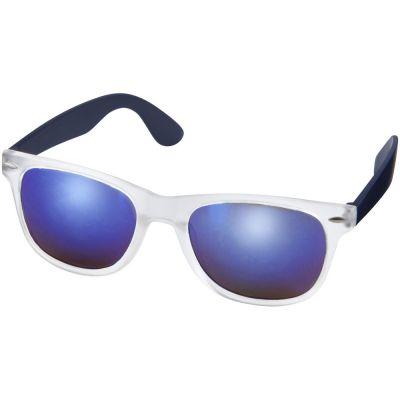 Солнцезащитные очки Sun Ray - зеркальные, темно - синий