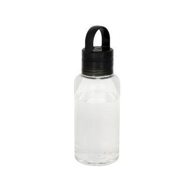 Люминесцентная бутылка Tritan, черный