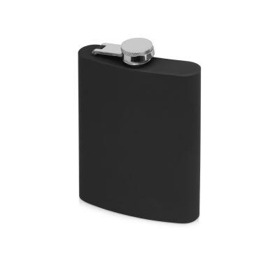 Фляжка 240 мл Remarque soft touch, черный