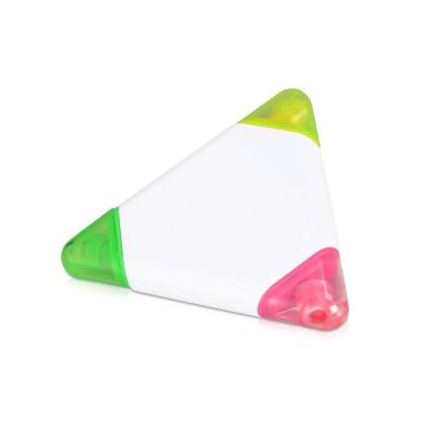 Маркер Треугольник 3-цветный на водной основе