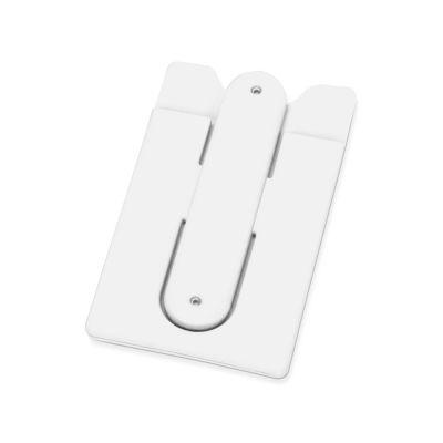 Футляр для кредитных карт Покет, белый