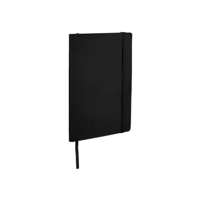 Классический блокнот А5 с мягкой обложкой, черный
