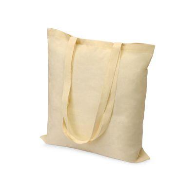 Сумка из хлопка Carryme 105, натуральный