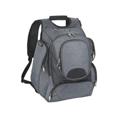 Рюкзак Proton для ноутбука 17, удобный для прохождения досмотра, серый