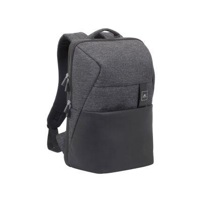 Рюкзак для MacBook Pro и Ultrabook 15.6 8861, черный меланж