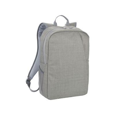 Рюкзак Zip для ноутбука 15, серый