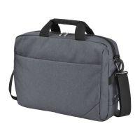 Конференц-сумка Navigator для ноутбука 14, серый/черный