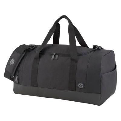 Спортивная сумка Peak 21,5 из переработанных материалов, черный