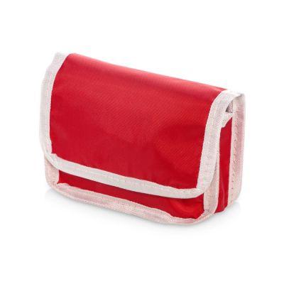 Набор для оказания первой помощи Красный крест, красный