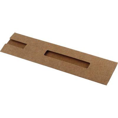 Чехол для ручки Nador из картона, натуральный