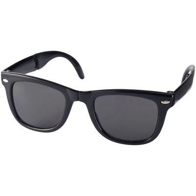 Очки солнцезащитные Sun Ray складные, черный