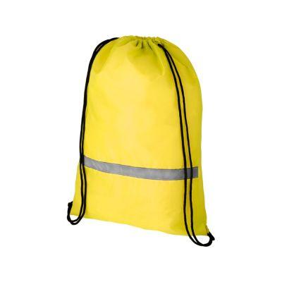 Защитный рюкзак Oriole со шнурком, желтый