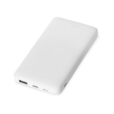 Портативное зарядное устройство, 10 000 mah, белый