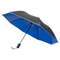 Зонт Spark двухсекционный, 21, синий