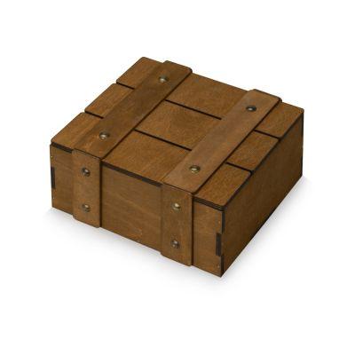 Подарочная коробка деревянная Quadro
