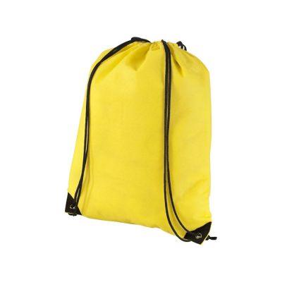 Рюкзак-мешок Evergreen, желтый