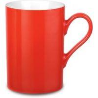 0351 Фарфоровая кружка Prime Colour, красная