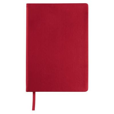NB03 Блокнот NOTE Soft красный 186 формат ≈А5