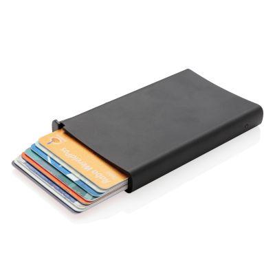 Алюминиевый картхолдер Standard с RFID