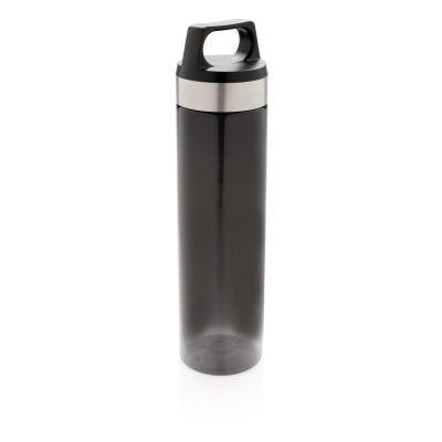 Стильная бутылка для воды Tritan, черная