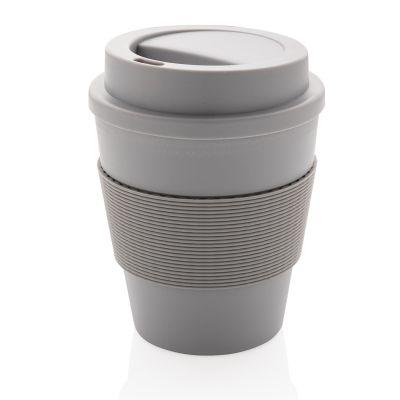 Многоразовый стакан для кофе с закручивающейся крышкой, 350 мл