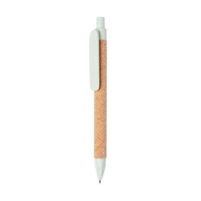 Эко-ручка Write, зеленый