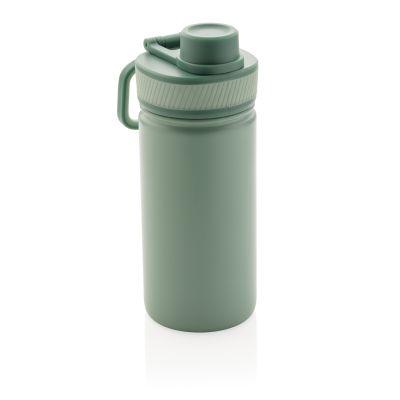 Спортивная вакуумная бутылка из нержавеющей стали, 550 мл