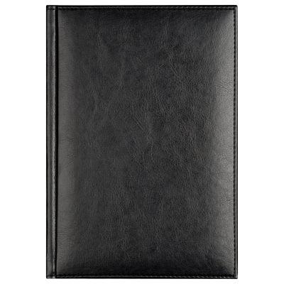 Eжедневник недатированный Birmingham 145х205 мм, без календаря, черный