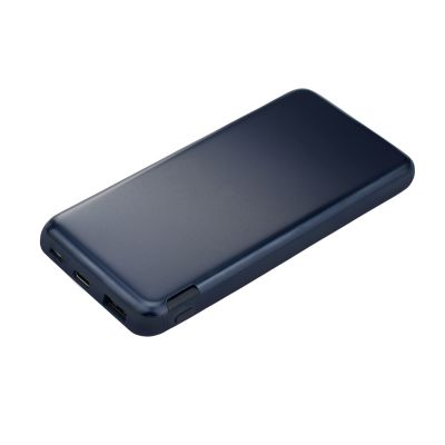 Внешний аккумулятор Vertu Plus, 10000 mah, синий металлик