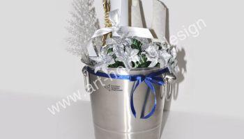 Подарочный набор «Новогоднее ведерко»