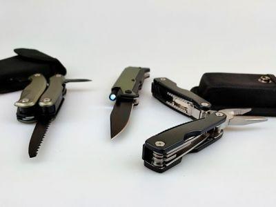 ножи и мультитулы на 23 февраля коллегам