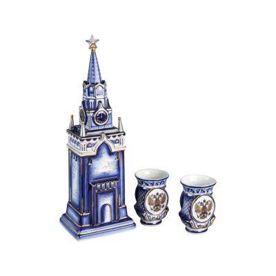 Набор для водки Кремль