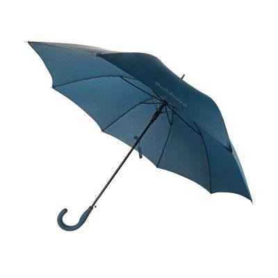 Зонт-трость. Baldinini, синий/черный