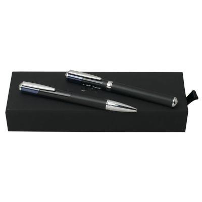 Подарочный набор Lapo: ручка шариковая, ручка-роллер. Ungaro