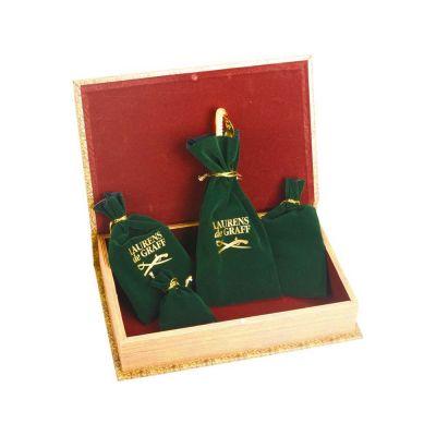 Набор: портмоне, часы карманные на подставке, нож для бумаг Фрегат
