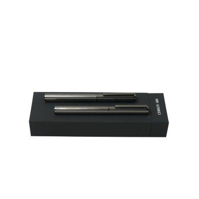 Подарочный набор WILCOX: ручка перьевая, ручка-роллер