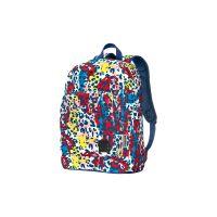 Рюкзак Crango WENGER 16'', цветной с леопардовым принтом, полиэстер, 31x17x46 см, 24 л