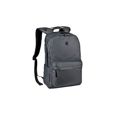 Рюкзак WENGER 18 л с отделением для ноутбука 14'' и с водоотталкивающим покрытием, черный